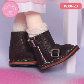 Giày Boot Kiểu Dáng Xinh Xắn Cho Búp Bê