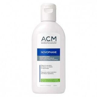 Dầu gội làm sạch nhờn da đầu, ngừa rụng tóc ACM Novophane Sebo-regulating Shampoo thumbnail