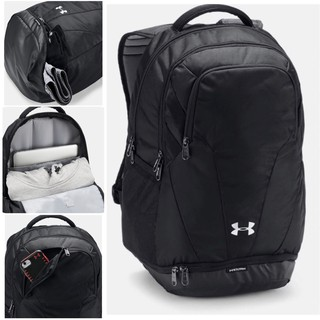 Balô UA GRAPHITE UA TEAM HUSTLE 3.0 BACKPACK – UA 1306060 001