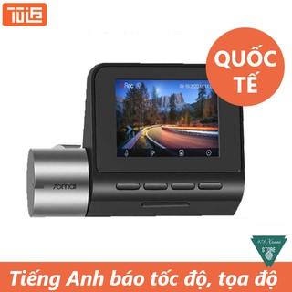 [TIẾNG ANH] Camera hành trình 70mai Dash Cam Pro Plus A500 1944P Tích hợp sẵn GPS - Camera hành trình oto 70Mai PRO