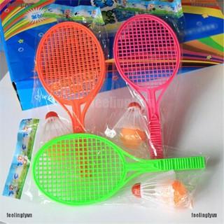 ❤TOP❤ Bộ vợt cầu lông bằng nhựa chơi ngoài trời dành cho phụ huynh và bé ❤YO