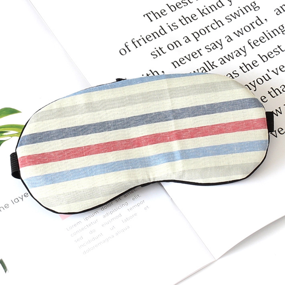 Cold Relaxing Gifts Home Office Portable Sleeping Travel Eye Mask