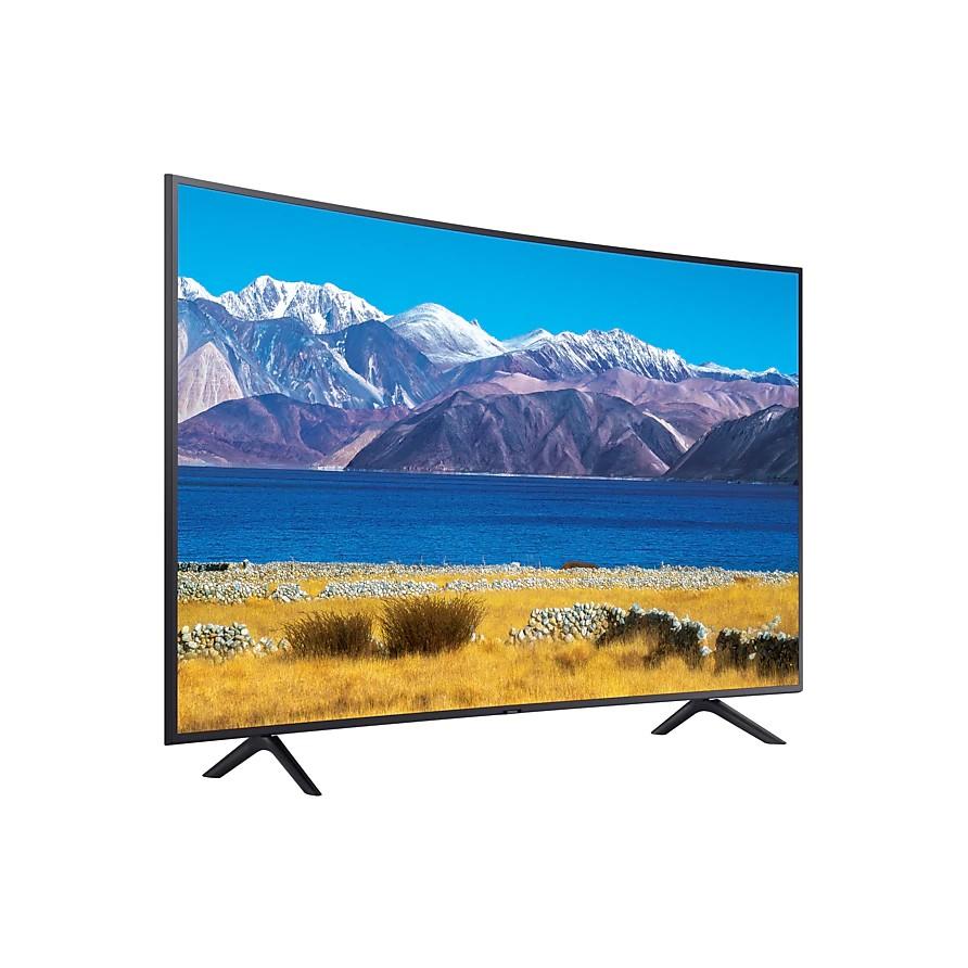 Smart Tivi Samsung Màn Hình Cong Crystal UHD 4K 55 inch UA55TU8300KXXV