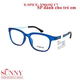 Mắt kính XSPICE KID NM6100 (6 màu khác nhau) sp 100% chính hãng, bảo hành vĩnh viễn