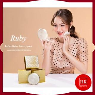 Phấn phủ siêu mịn cao cấp Ruby Jewelry Pact 20g - kềm dầu và làm mềm da thumbnail