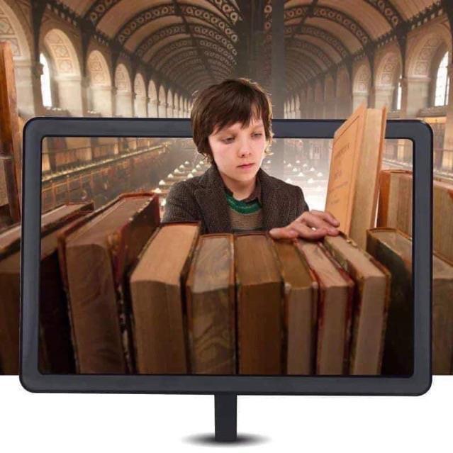 KÍNH PHÓNG TO MÀN HÌNH ĐIỆN THOẠI 3D xem phim cực phê
