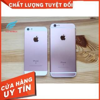 Điện thoại iphone SE Quốc tế 128GB, 64GB, 32GB, 16GB chính hãng, màu Hồng/Xám/Bạc/Gold giá tốt