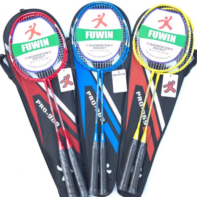 Vợt cầu lông Fuwin 969 ( 2 chiếc )