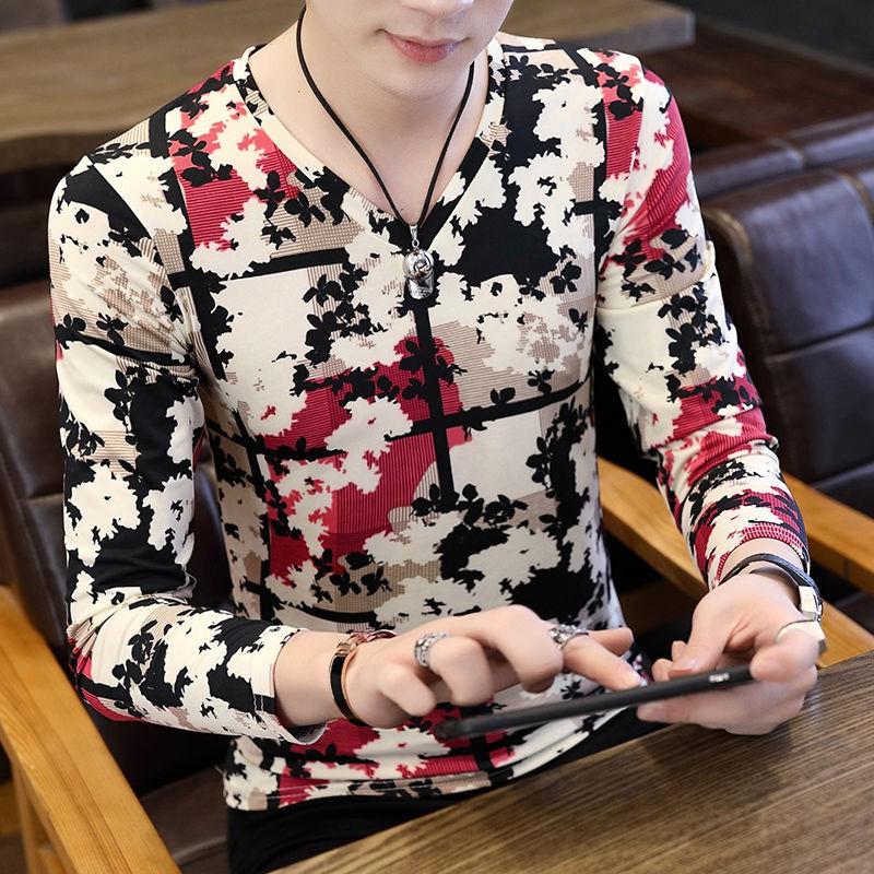 áo thun nam tay dài cổ chữ v thời trang phong cách hàn quốc - 21899162 , 4203761797 , 322_4203761797 , 377200 , ao-thun-nam-tay-dai-co-chu-v-thoi-trang-phong-cach-han-quoc-322_4203761797 , shopee.vn , áo thun nam tay dài cổ chữ v thời trang phong cách hàn quốc