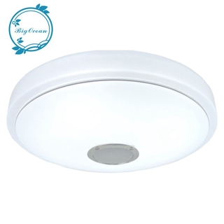 High Quality LED Ceiling Light with Speaker , 24W RGB with APP Control 3000-6000K JKVN