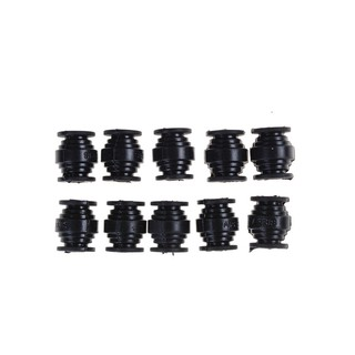☆VN 10pcs Anti-Vibration Rubber Damper Damping Ball for Gimbal Gopro DJI Camera