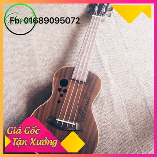 [SaleTốt] Đàn ukulele Concert Music | gỗ mahogany