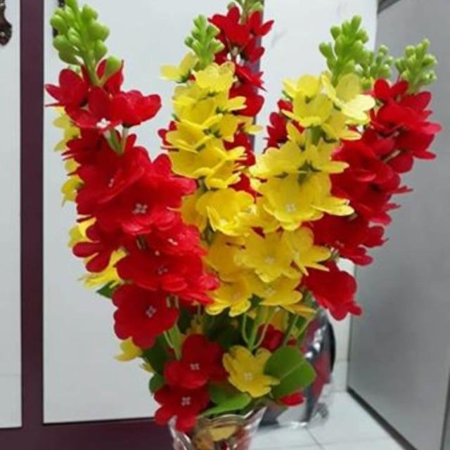 Hoa giấy lụa Combo