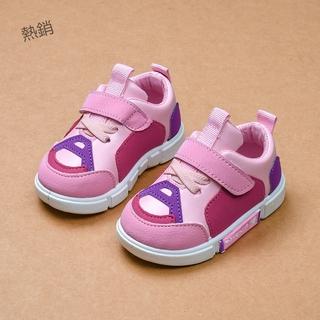 Giày Đế Mềm Thời Trang Xuân Thu Cho Bé 1-3 Tuổi