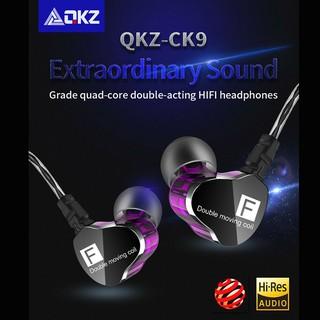 Tai nghe QKZ CK9 phong cách thể thao