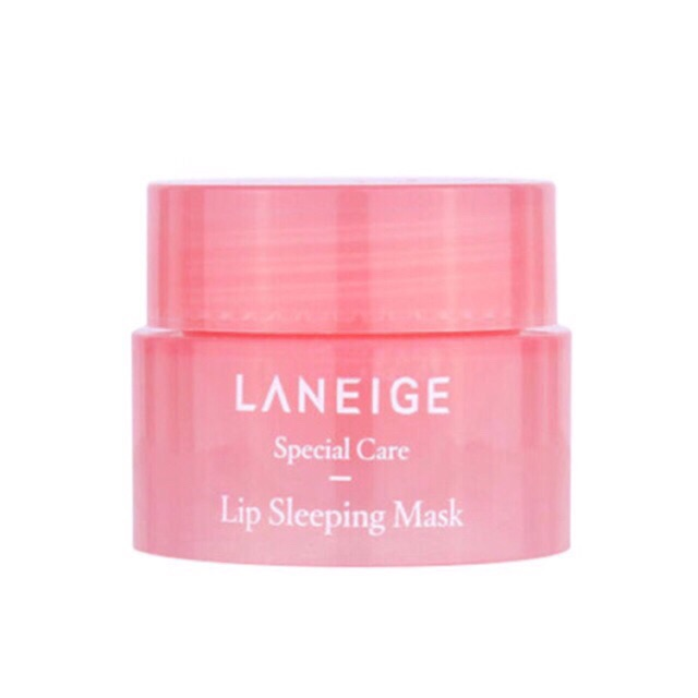(AUTH)Hộp mặt nạ ngủ môi Laneige lip sleeping 3g