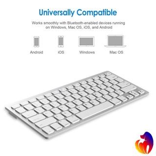 Keyboard for Spanish German Russian French Korean Arabic Game Computer Bluetooth Gaming Keyboard Wireless Universal