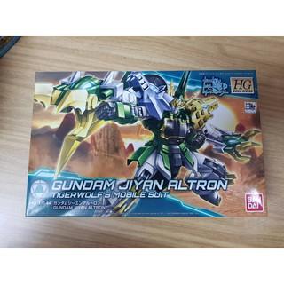 Mô hình Gundam HGBD (1/144) Jiyan Altron