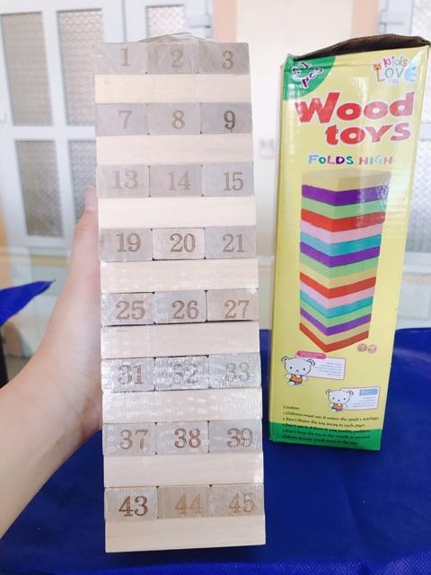 Bộ rút gỗ 48 thanh loại lớn