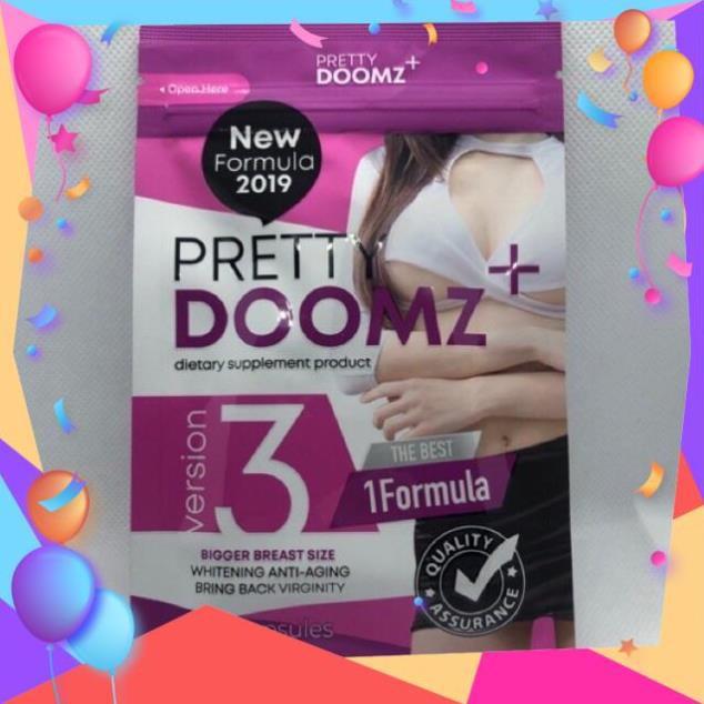 [Hàng chuẩn] Pretty Doomz Nở Ngực Mông Trắng Da