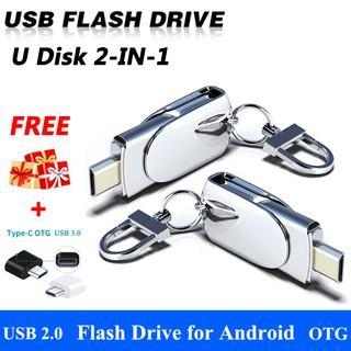 Usb Otg 1TB 256gb 128gb 64gb 32gb Dhl0701 chất lượng cao