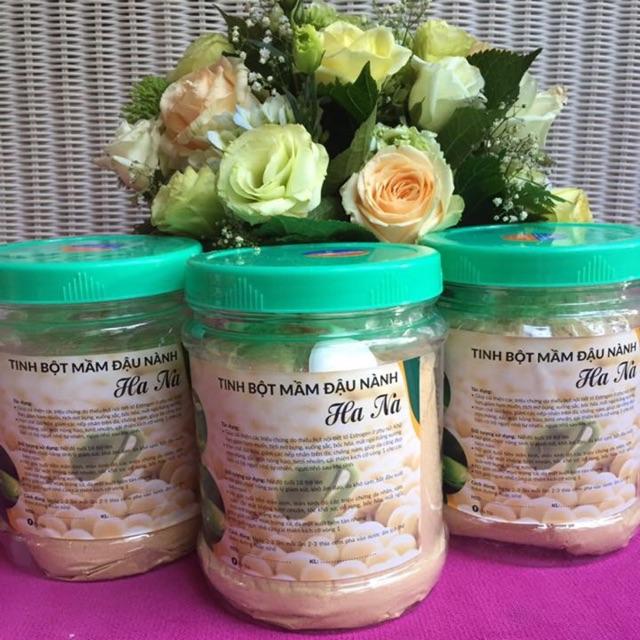 Tinh bột mầm đậu nành gia truyền