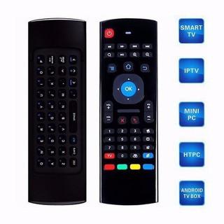 Chuột Bay KM800 Không Voice - Remote Bàn Phím Cho Smart Tivi