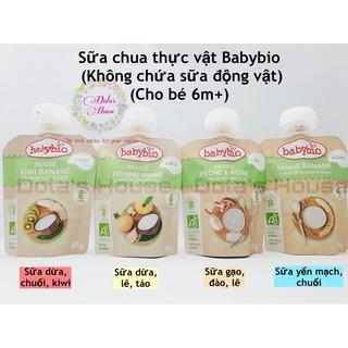 SỮA CHUA SỮA DỪA BABYBIO thumbnail