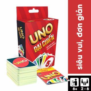 Combo Uno Đại Chiến + 2 Mở Rộng