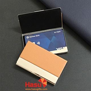 Ví đựng thẻ atm, name card - Hộp đựng card visit, name card M652 sang trọng