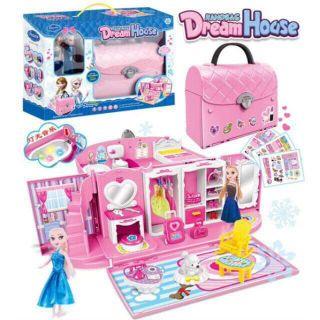 Phòng Ngủ Mơ Ước Của Elsa Có Nhạc