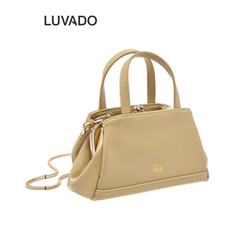 Túi xách nữ đeo chéo đẹp MICOCAH cao cấp công sở thời trang LUVADO TX558