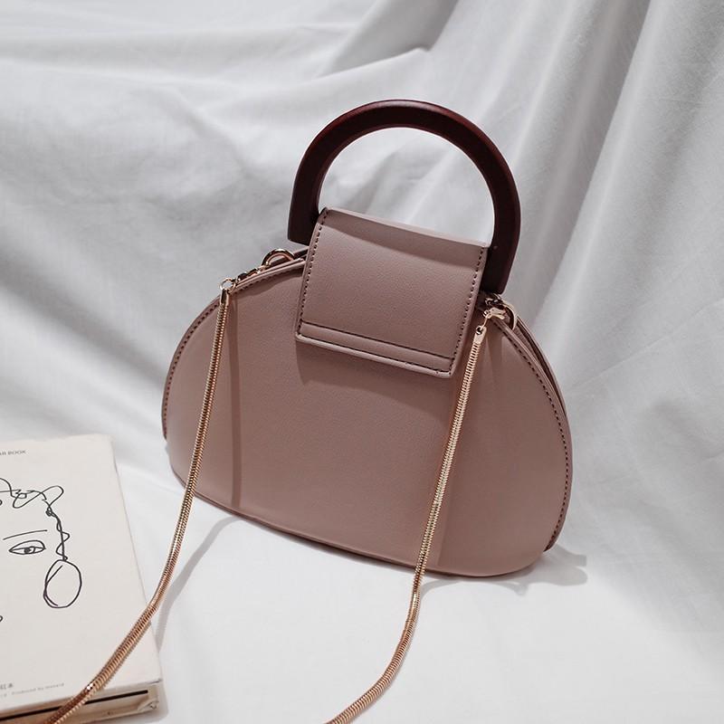 Túi đeo chéo thời trang Micocah HSD130 / Hồng nhạt - 3495067 , 1288117147 , 322_1288117147 , 770000 , Tui-deo-cheo-thoi-trang-Micocah-HSD130--Hong-nhat-322_1288117147 , shopee.vn , Túi đeo chéo thời trang Micocah HSD130 / Hồng nhạt