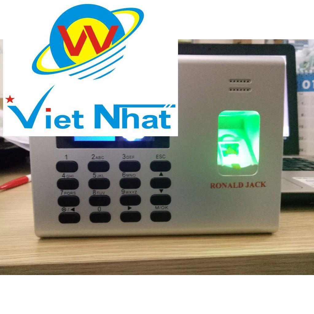 Máy chấm công vân tay Ronald Jack DG-600 VT+ PIN Giá chỉ 2.200.000₫