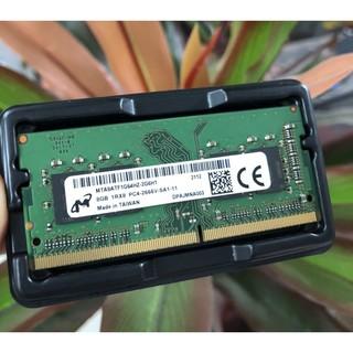 Ram Laptop 8GB DDR4 2666MHz Micron Mới (Bảo hành 36 tháng 1 đổi 1) thumbnail