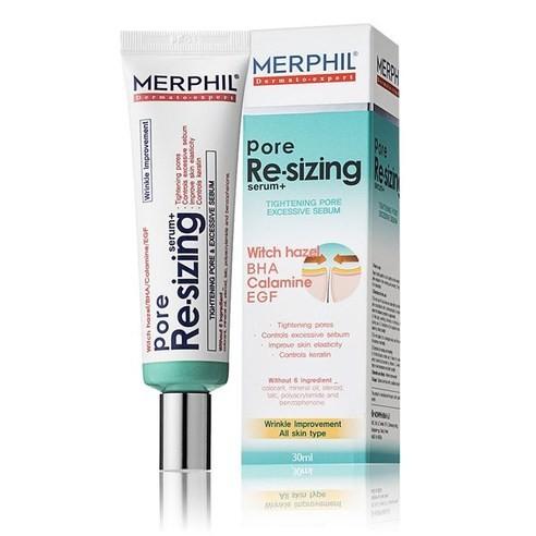 Serum BHA Se Khít Lỗ Chân Lông Merphil Pore Resizing Serum