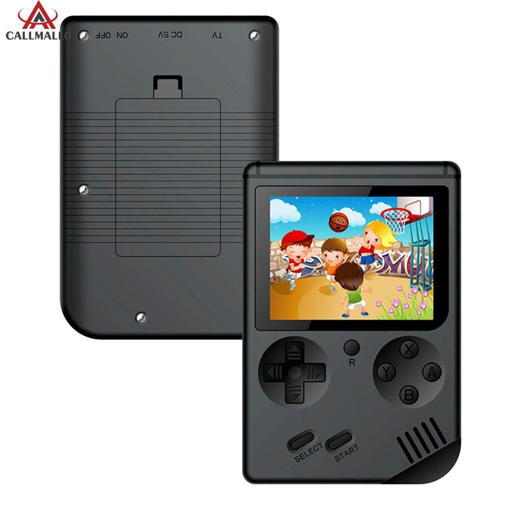 Bộ máy chơi game cầm tay Console 3.0 inch màu đen