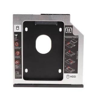 Khay Ổ Cứng Wili 9.5mm Sata 2nd Hdd Cho Lenovo Thinkpad T400 T410 T420s W500 thumbnail