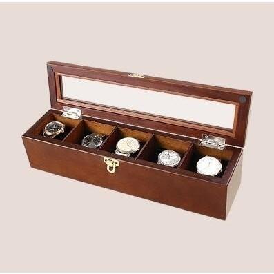 hộp gỗ đựng trang sức phong cách vintage