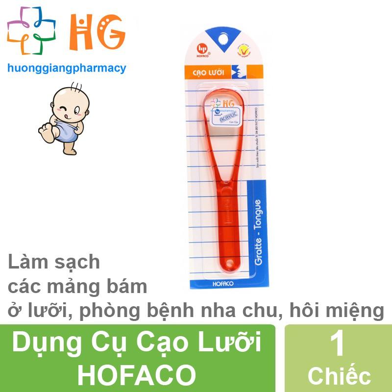 Dụng cụ cạo lưỡi HOFACO