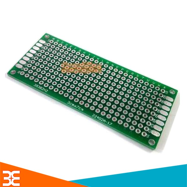 [Tp.HCM] Phíp Đồng Đục Lỗ 2 Mặt PCB Xanh Tốt 1.6mm