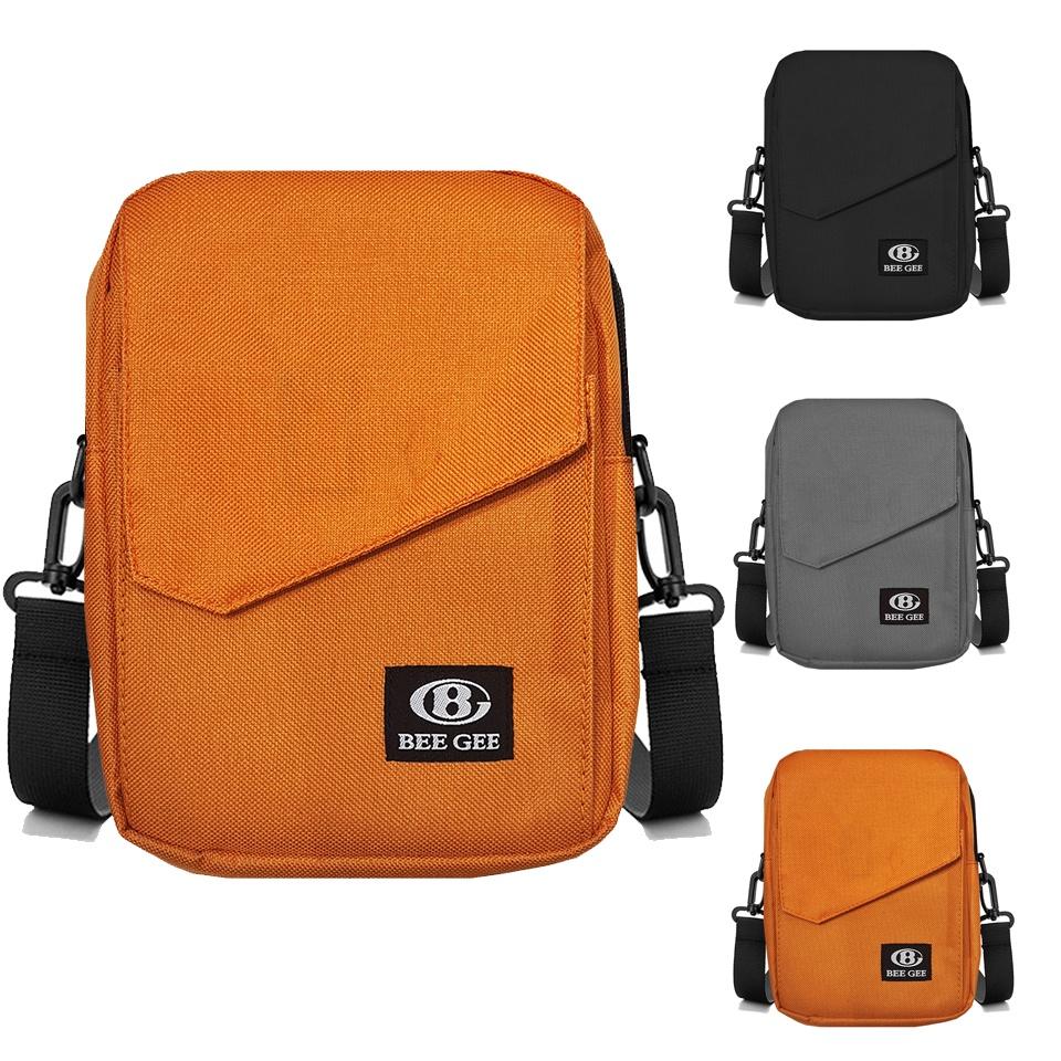 Túi đeo chéo nam nữ thời trang BEE GEE 129 để điện thoại ipad chống thấm nước đẹp giá rẻ...