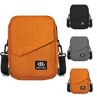Túi đeo chéo nam nữ thời trang BEE GEE 129 để điện thoại ipad chống thấm nước đẹp giá rẻ chất lượng tốt