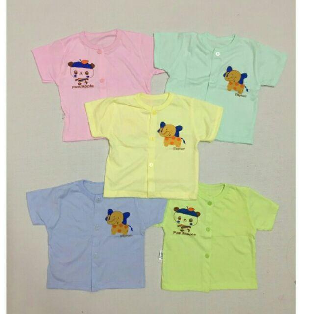 Set 5 áo sơ sinh Carter cộc tay - 2982088 , 191317921 , 322_191317921 , 62500 , Set-5-ao-so-sinh-Carter-coc-tay-322_191317921 , shopee.vn , Set 5 áo sơ sinh Carter cộc tay