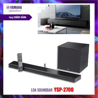 Loa Sound Bar cao cấp YAMAHA YSP-2700 (Indonesia) thumbnail