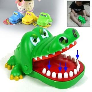 Đồ chơi cá sấu vui nhộn cho người lớn/trẻ em