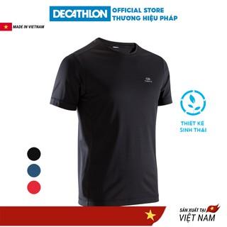 Áo thun thể thao nam KALENJI run dry chuyên chạy bộ, nhanh khô thumbnail