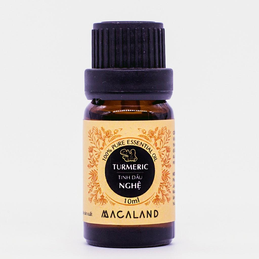 Tinh dầu Nghệ Cao Cấp Macaland Natural Cosmetics 10ml