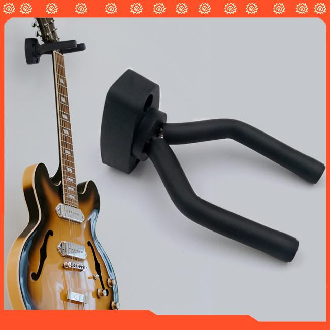 Guitar Hanger Stand Wall Mount Hook Holder for Bass Ukulele Musical Instruments