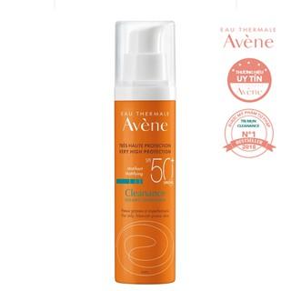 Avene Cleanance Protection 50+ Kem Chống Nắng cho Da Nhờn Mụn (50 ml) thumbnail